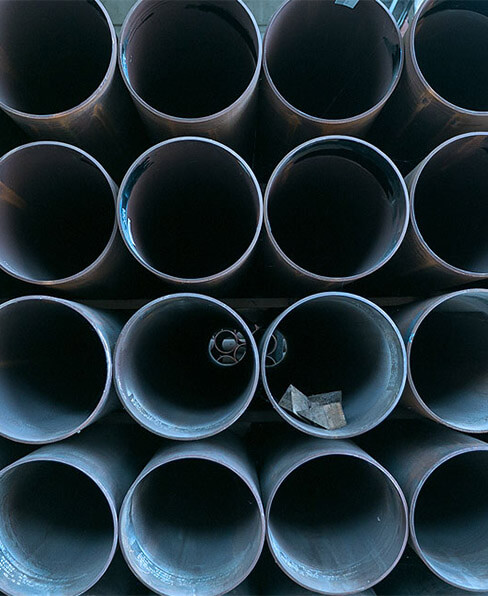 industrial pipes for plants - Steeltrade